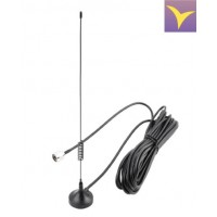 Antenna omnidirectional stationary 2G / 3G, 5 dB, 800-2500 MHz ANT005