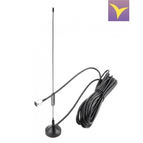 Antenna omnidirectional stationary 2G / 3G, 5 dB, 800-2500 MHz ANT005