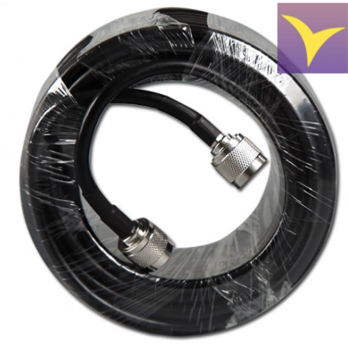 Coaxial cable for GSM repeater 15 meters AC066