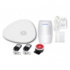 Wireless Wi-Fi Alarm SMART HOUSE V10