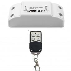 Wireless switch 433 MHz 500 W 250 Volt UD004