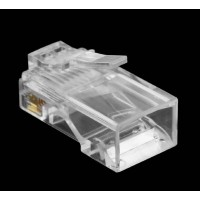 Connector crimp CAT5E Cat6 AC056