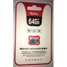 MicroSD 64GB C10 Memory Card AC063