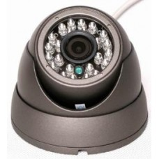 Network dome vandal-proof IP camera 3.0 Mpix 1080P IP044