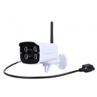 Network IP Wi-Fi camera with flash card 720P 1.0 Mpix and IP025