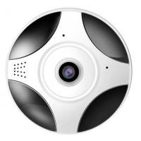 Network Wi-Fi Panoramic Fisheye IP Camera 2.0 Mpix 1080P with VD-VRU35M3B flash card