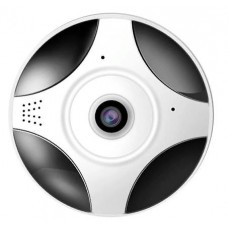 Network Wi-Fi Panoramic Fisheye IP Camera 2.0 Mpix 1080P with VD-VRU35M3B flash card