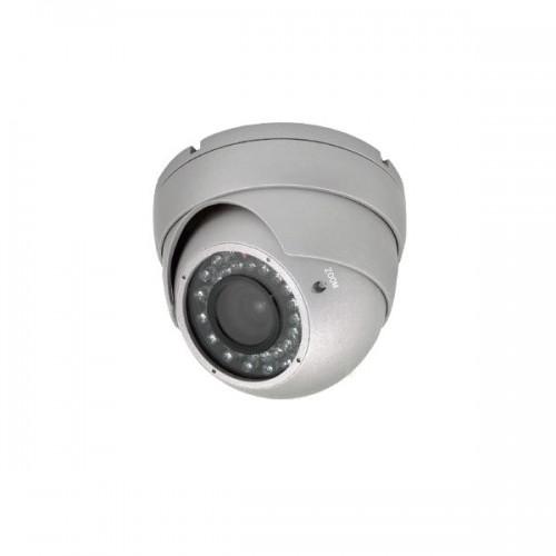 AHD Varifocal dome anti-vandal camera 2.0 Mpix 1080P VD-8V20T365D