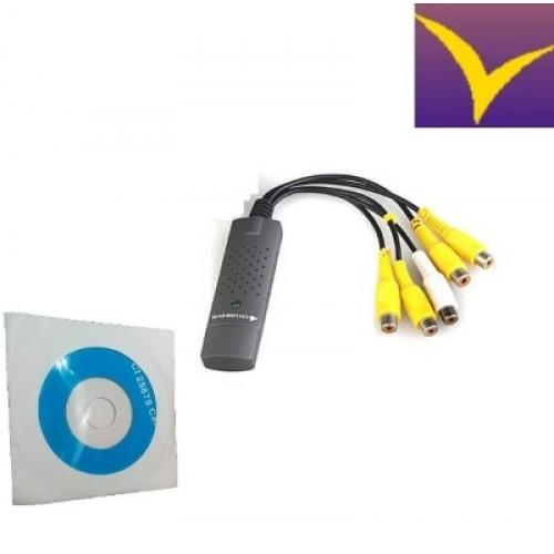 DVR 4-channel USB RG4009