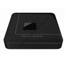 DVR 4-in the 1st hybrid 4-channel 4,0 Mpix WI-FI / 3G (NVR, DVR) AHD A1004GS