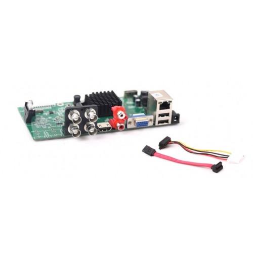 Motherboard 4-channel 1080N 4th in the 1st (AHD / TVI / CVI / CVBS) AHB7804R-MS-V3