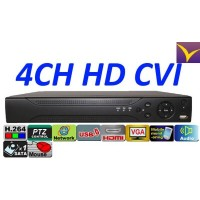 DVR 4-channel HD CVI VD-6V04 , GOVIEW