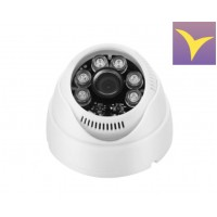 Network Dome IP Camera 2Mpix 1080P  IP015