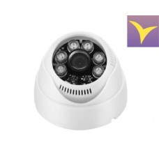 Network Dome IP Camera 2 Mpix 1080P with Face Recognition VD-AID37H6A