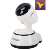 Network IP Camera with Wi-Fi flash cards 1,0 Mpix 720Р HD-N701F