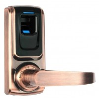 Electromechanical lock with built-in access control system SKD 001